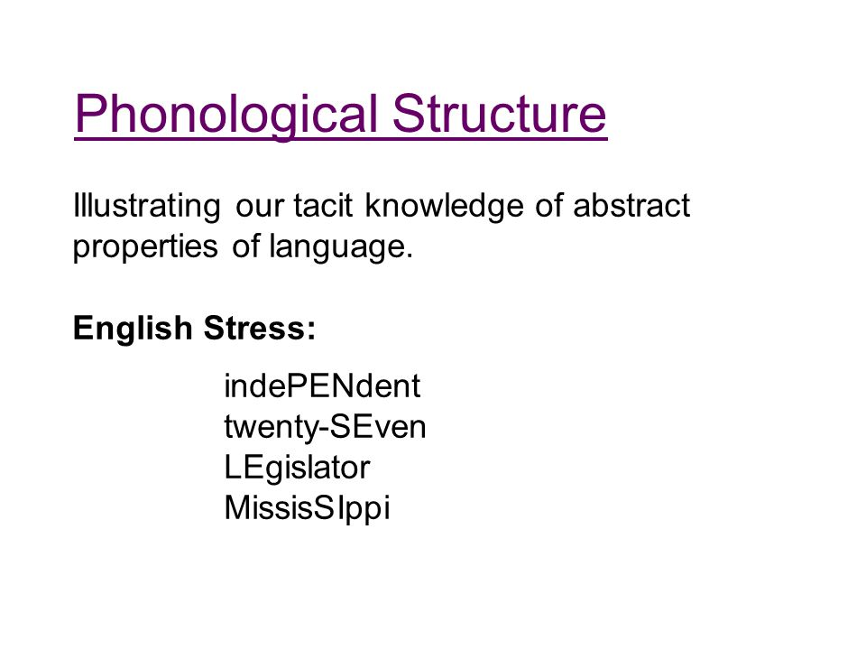 The Question Restating: Can the meanings of natural language sentences be retrieved reliably without reference to syntactic structures.