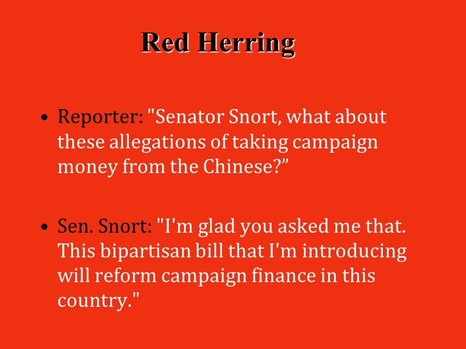 Red Herring Reporter: