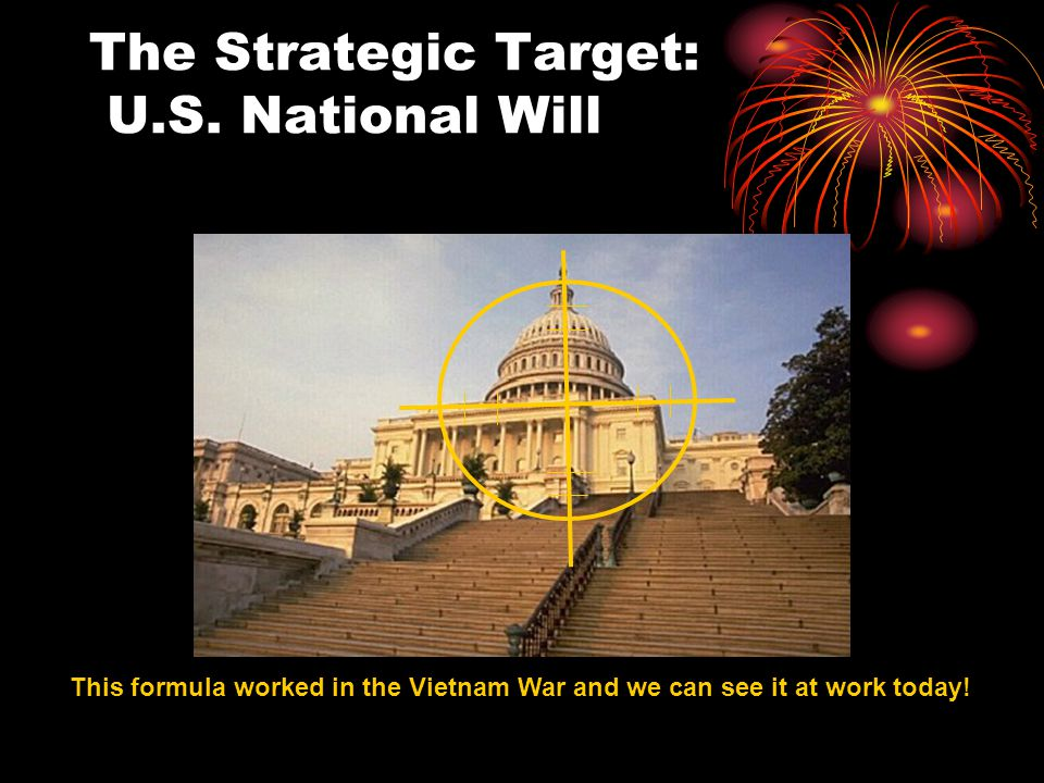 The Strategic Target: U.S.