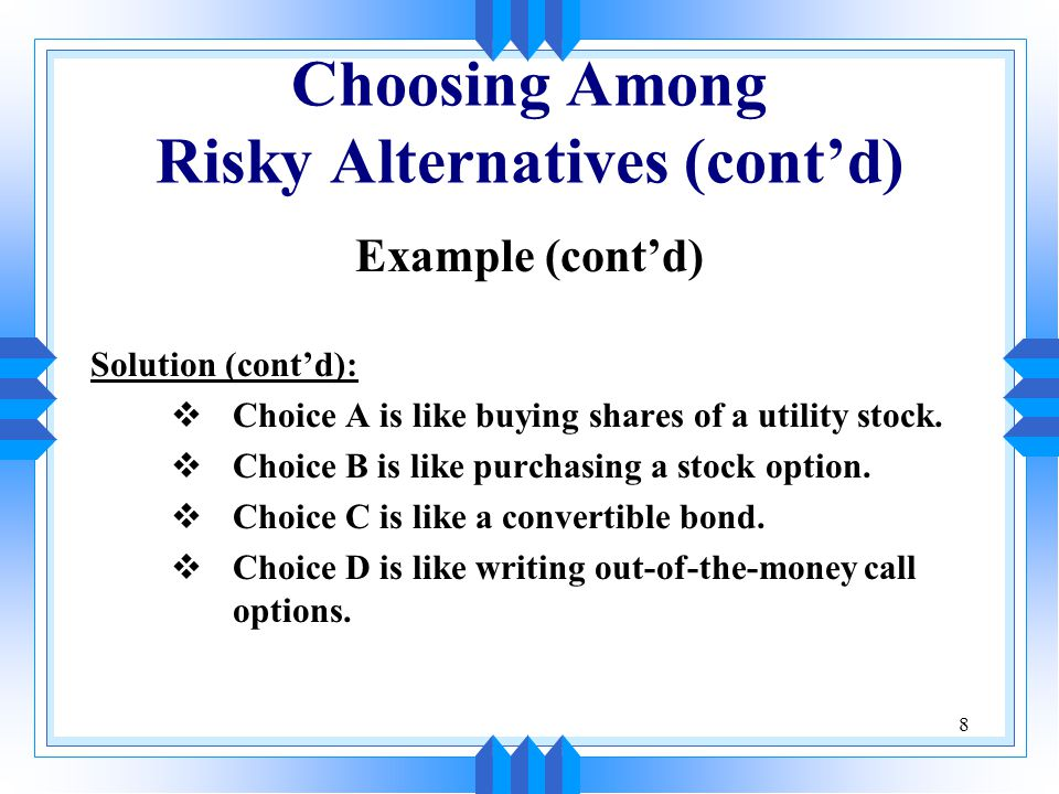 79 Runs Test u A runs test allows the statistical testing of whether a series of price movements occurred by chance.