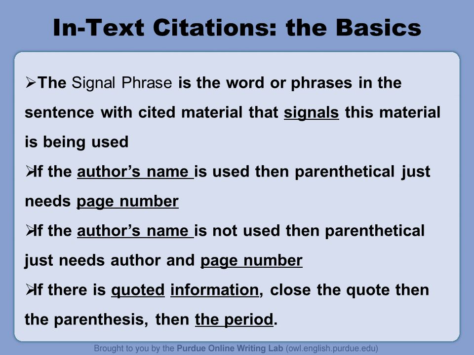 Adding/Omitting Words Adding or omitting words in quotations * If you add a word or words in a quotation, you should put brackets around the words to indicate that they are not part of the original text.