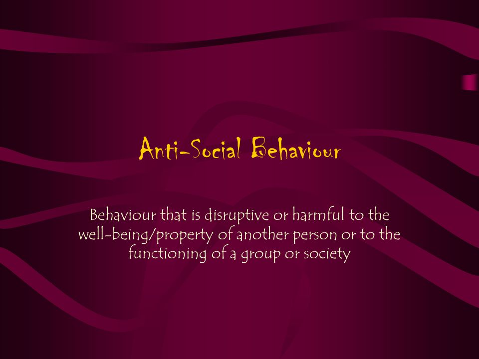 AGGRESSION Any behaviour intended to case physical or psychological harm to a person (including self), animal or object.