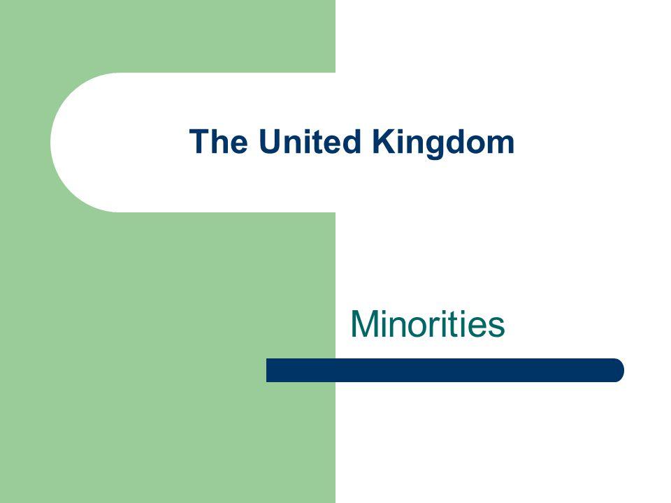 The United Kingdom Minorities