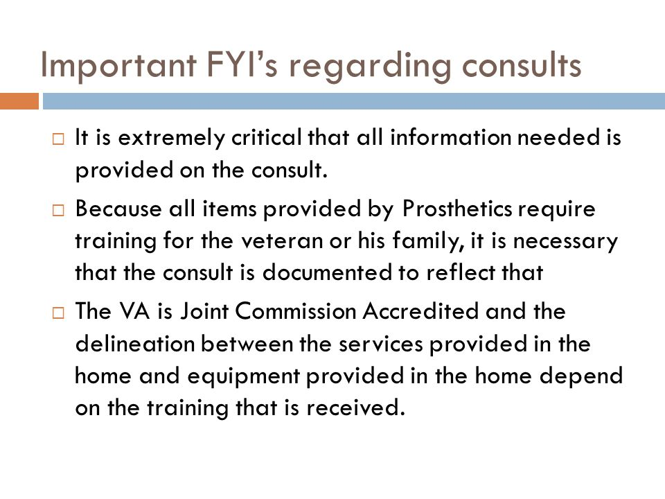 Prosthetics Assistance Prosthetics pledges to assist you with the ability to provide our Veterans with the best medical care that they deserve.