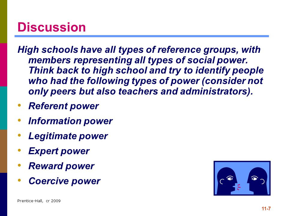 Prentice-Hall, cr 2009 11-28 Reasons to Seek Advice from Opinion Leaders Expertise Unbiased knowledge power Highly interconnected in communities (social standing) Referent power/homophily Hands-on product experience (absorb risk)