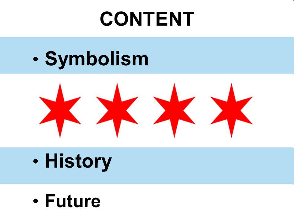 CONTENT Symbolism History Future
