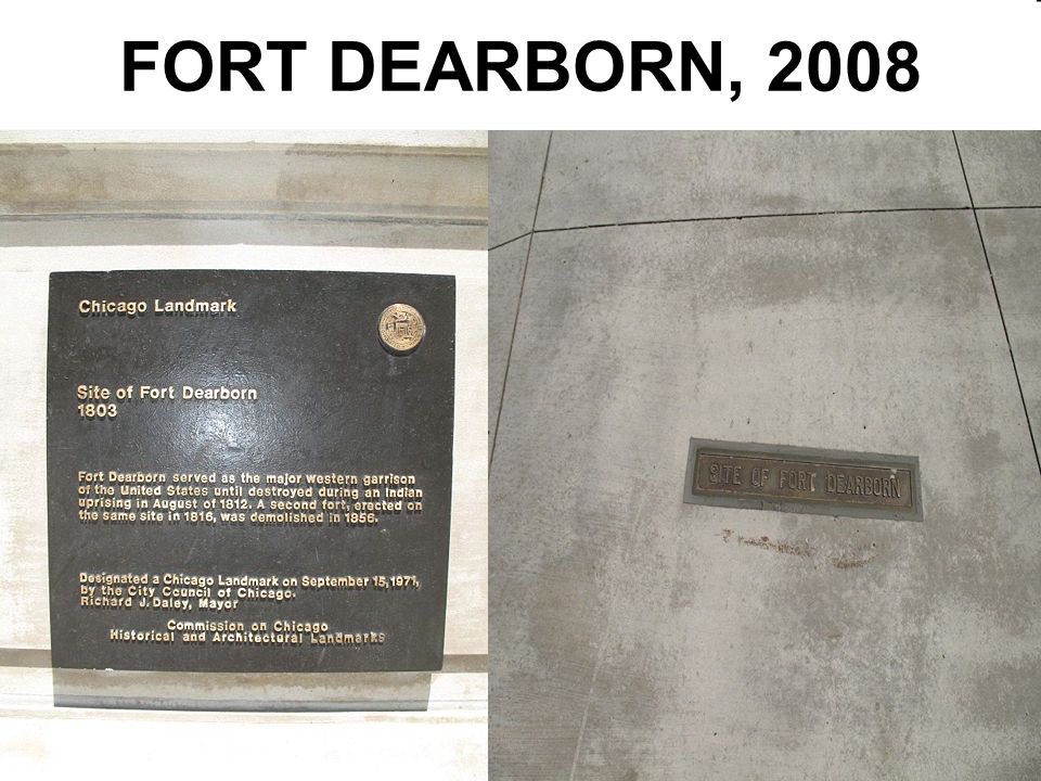 FORT DEARBORN, 2008