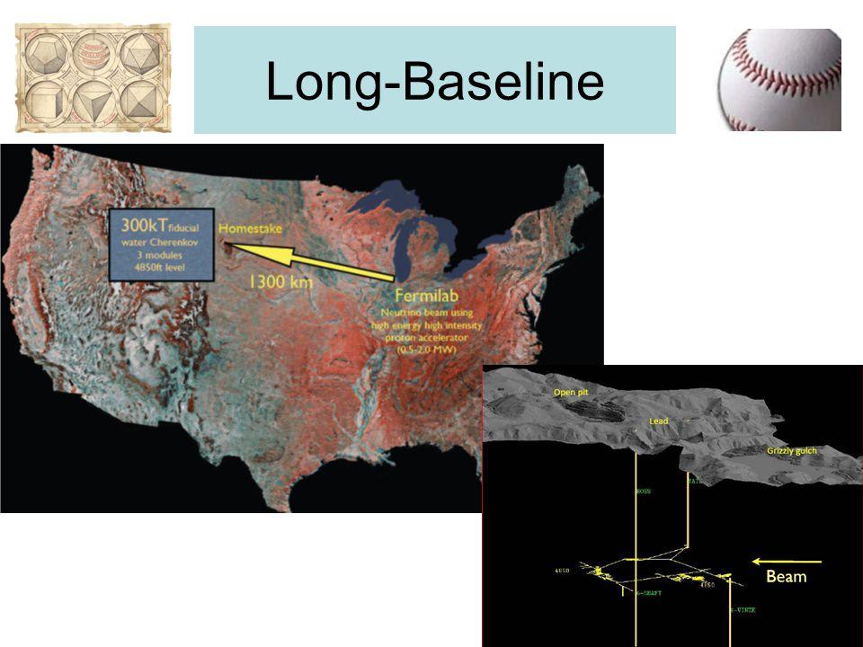 Long-Baseline