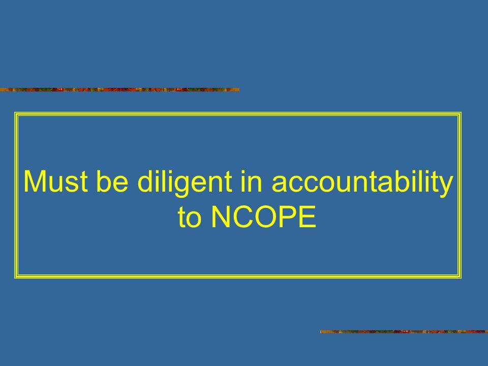 NCOPE Site