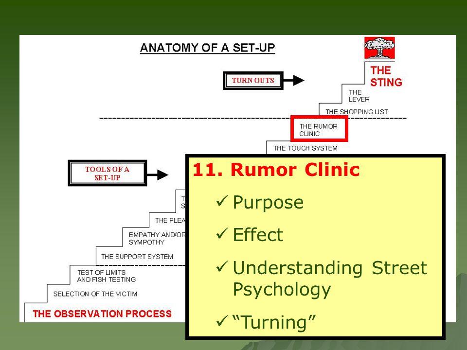 11. Rumor Clinic Purpose Effect Understanding Street Psychology Turning