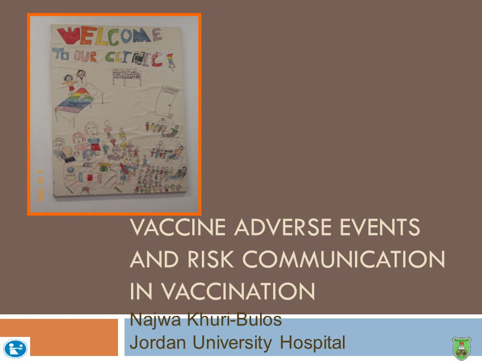 Requirements for Successful vaccination on a wide scale  Trust is at the core of the relationship between the patient and the health system which  Recommends  Procures  Stores  Transports  Administers  And conducts surveillance for vaccine use, impact and adverse events Disruption in any of the above shakes that trust