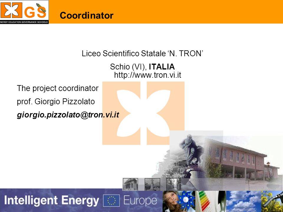 Coordinator Liceo Scientifico Statale 'N.