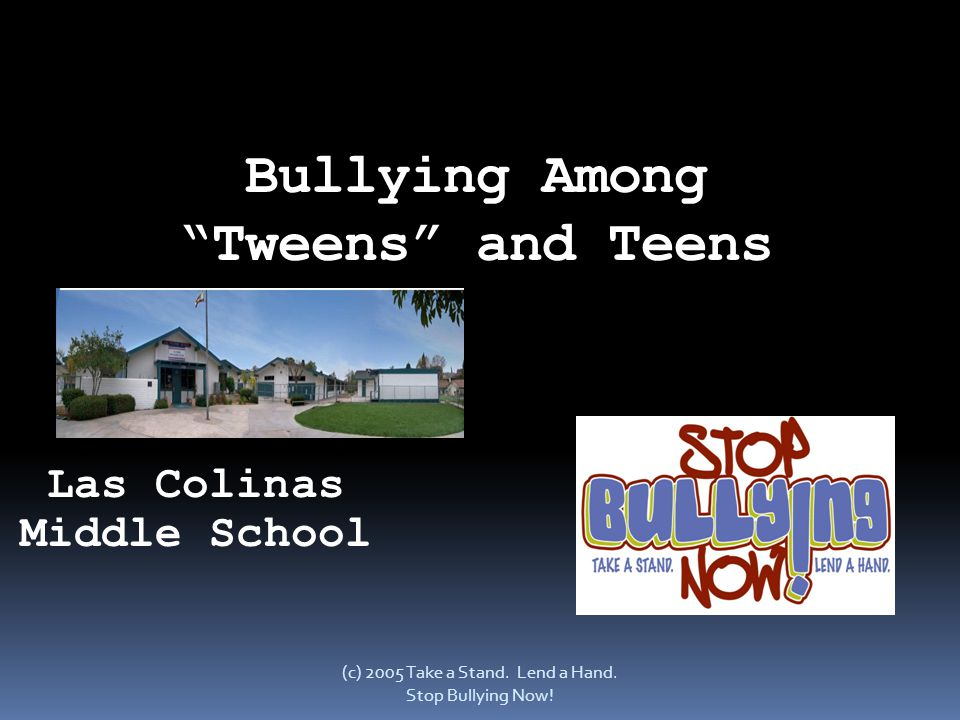 What is Las Colinas doing to prevent bullying.