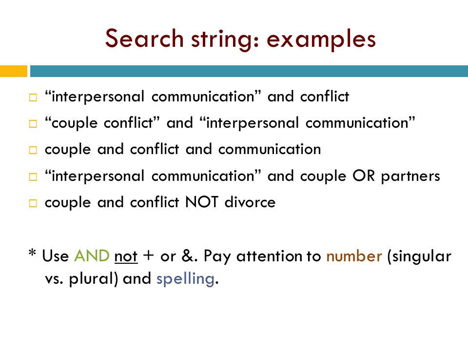 "Search string: examples  ""interpersonal communication"" and conflict  ""couple conflict"" and ""interpersonal communication""  couple and conflict and c"