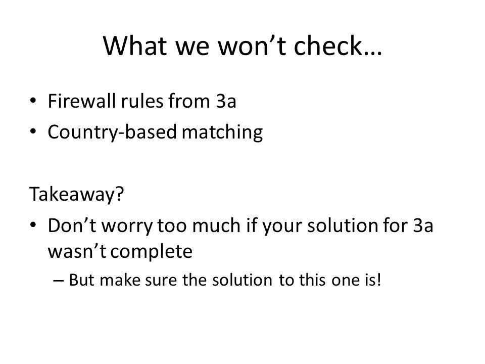 Solution 1: Topology-aware addressing 10.0.0.0 10.0.0.1 10.0.1.0 10.0.1.1 10.1.0.0 10.1.0.1 10.1.1.0 10.1.1.1 10.2.0.0 10.2.0.1 10.2.1.0 10.2.1.1 10.3.0.0 10.3.0.1 10.3.1.0 10.3.1.1
