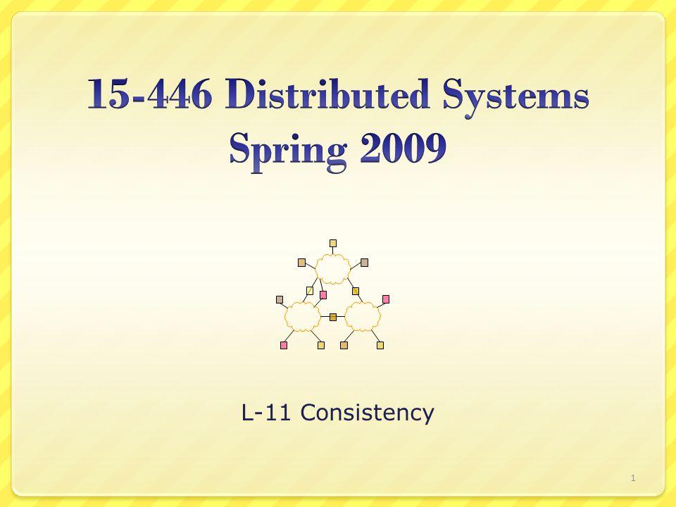 L-11 Consistency 1