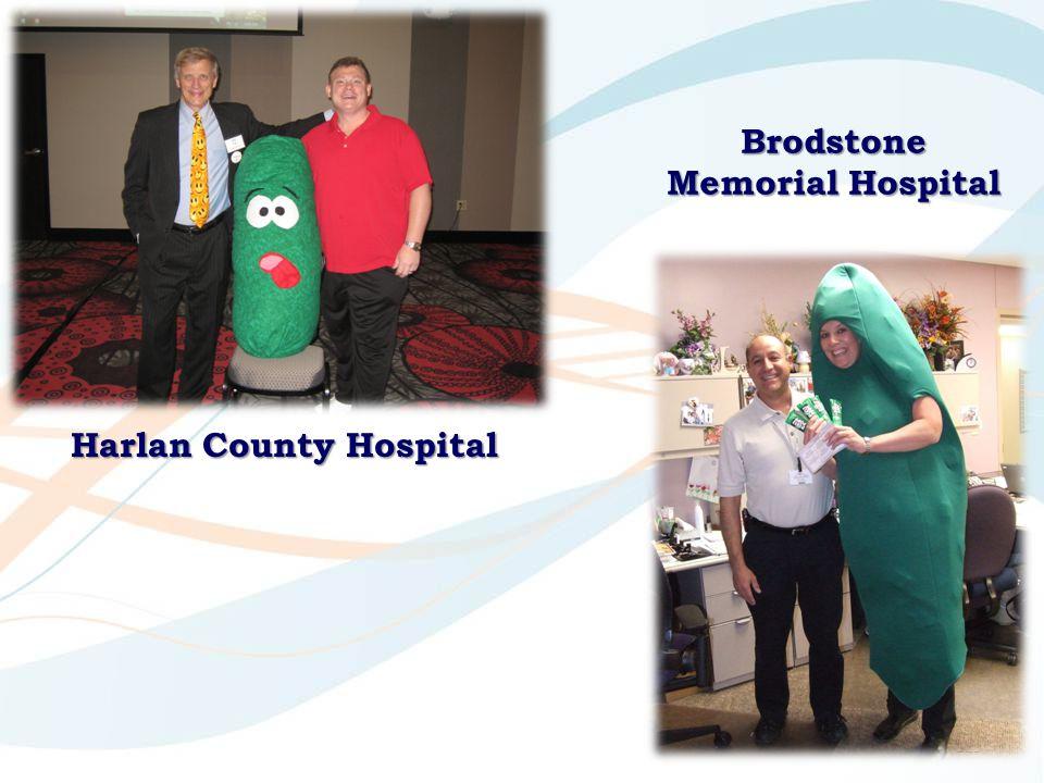 129 Harlan County Hospital Brodstone Memorial Hospital