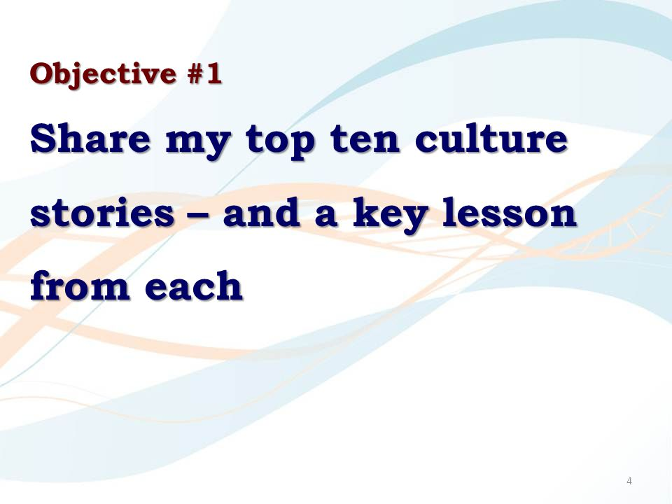 Story #9 The Values Collaborative and the Values and Culture Challenge