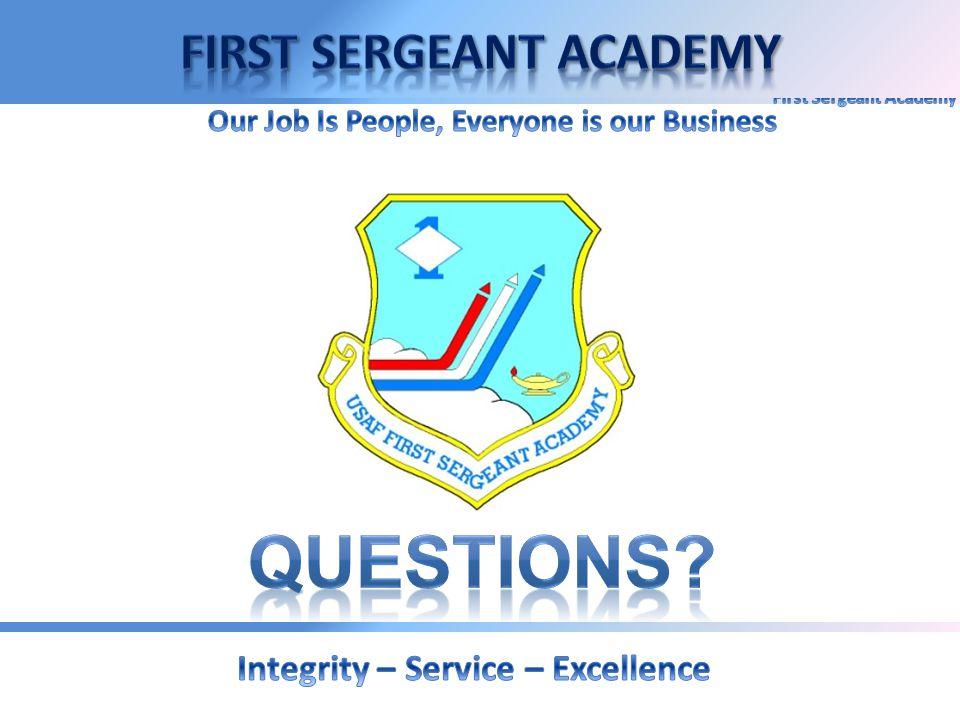 Summary Sponsorship Program Base Orientation Unit Orientation AFRC
