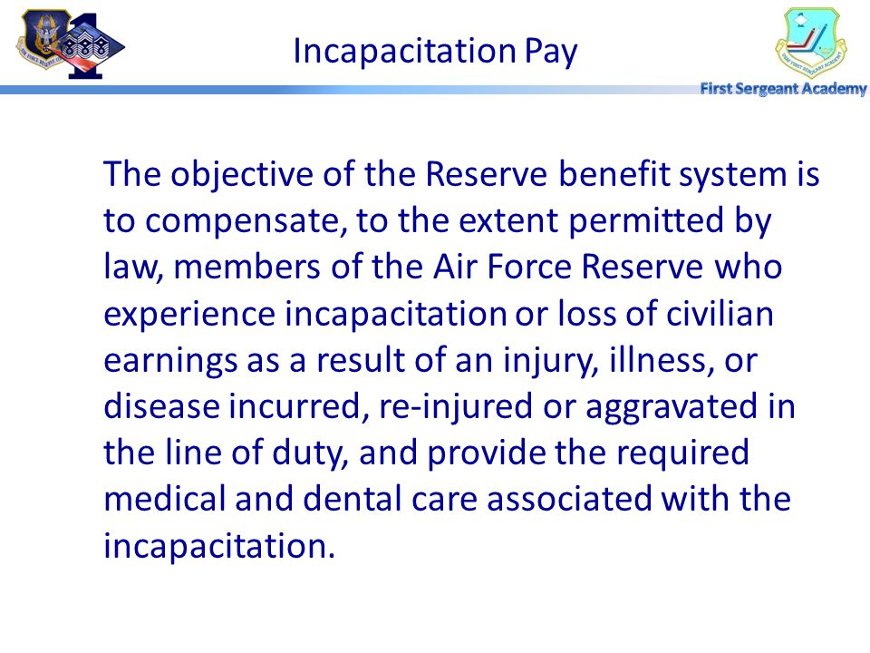 1.Administrative Determinations 2.Informal Determinations 3.Formal Determinations 4.Interim LOD for Reserve Members MP6 Types of Determinations