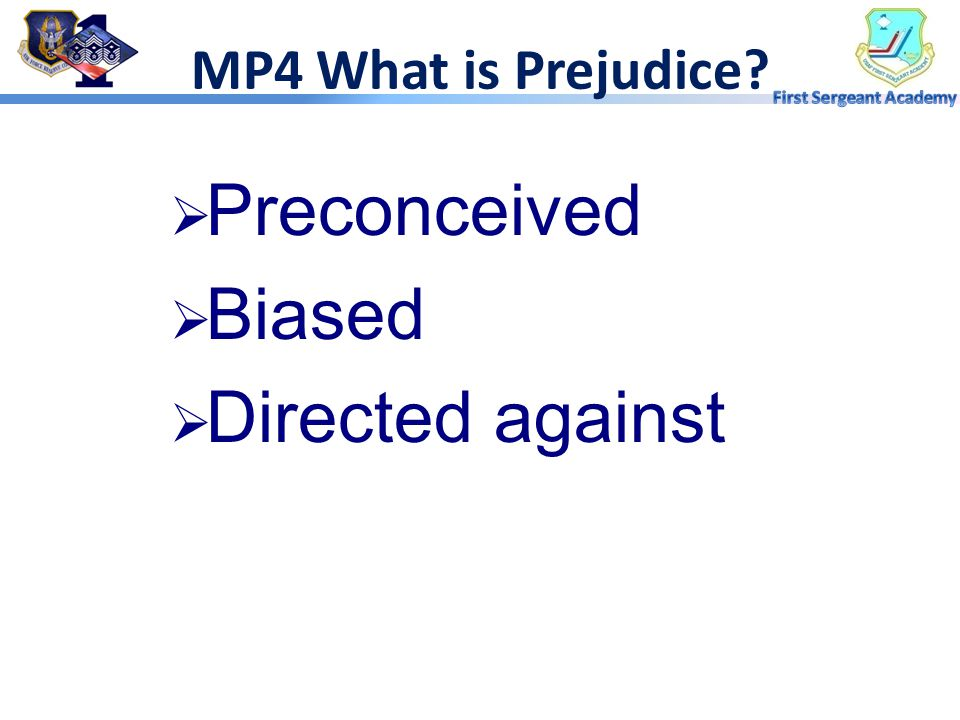 MP4 What is Stereotyping?  Categorizing  An oversimplified standardized image of a person or group