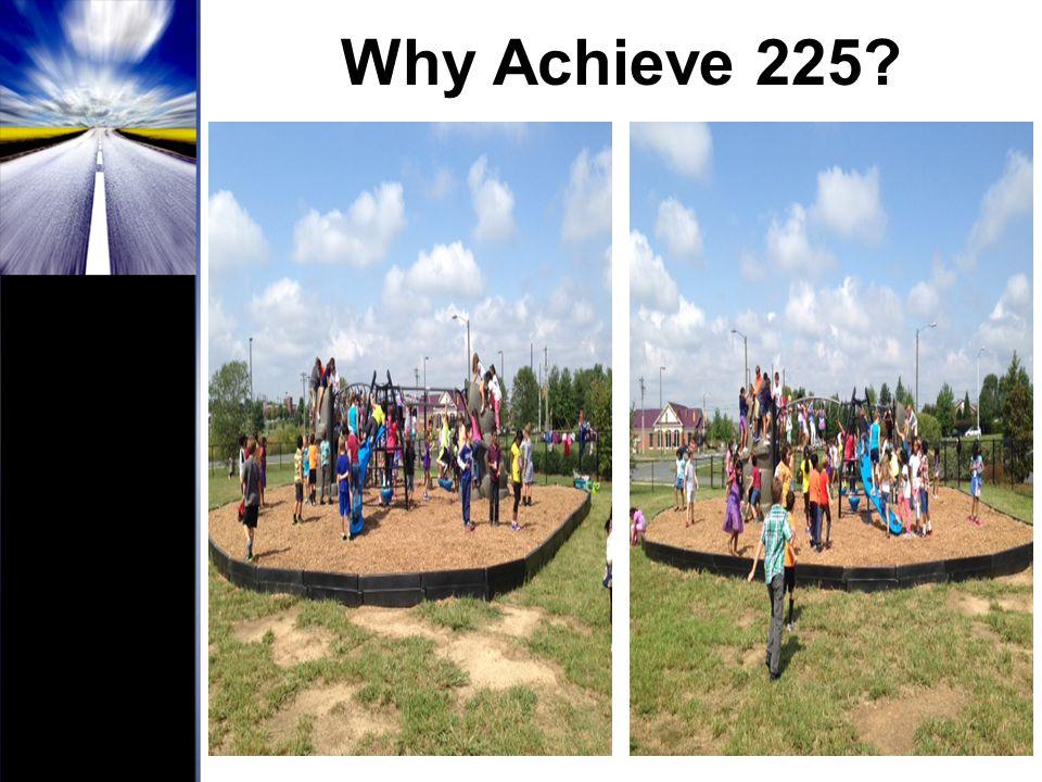 Why Achieve 225