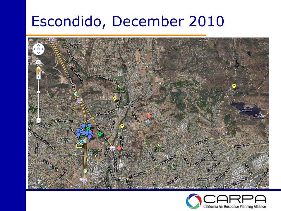 Escondido, December 2010