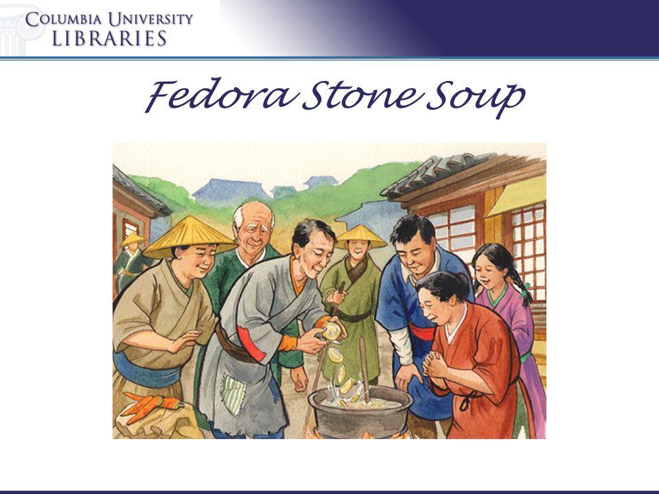 Fedora Stone Soup
