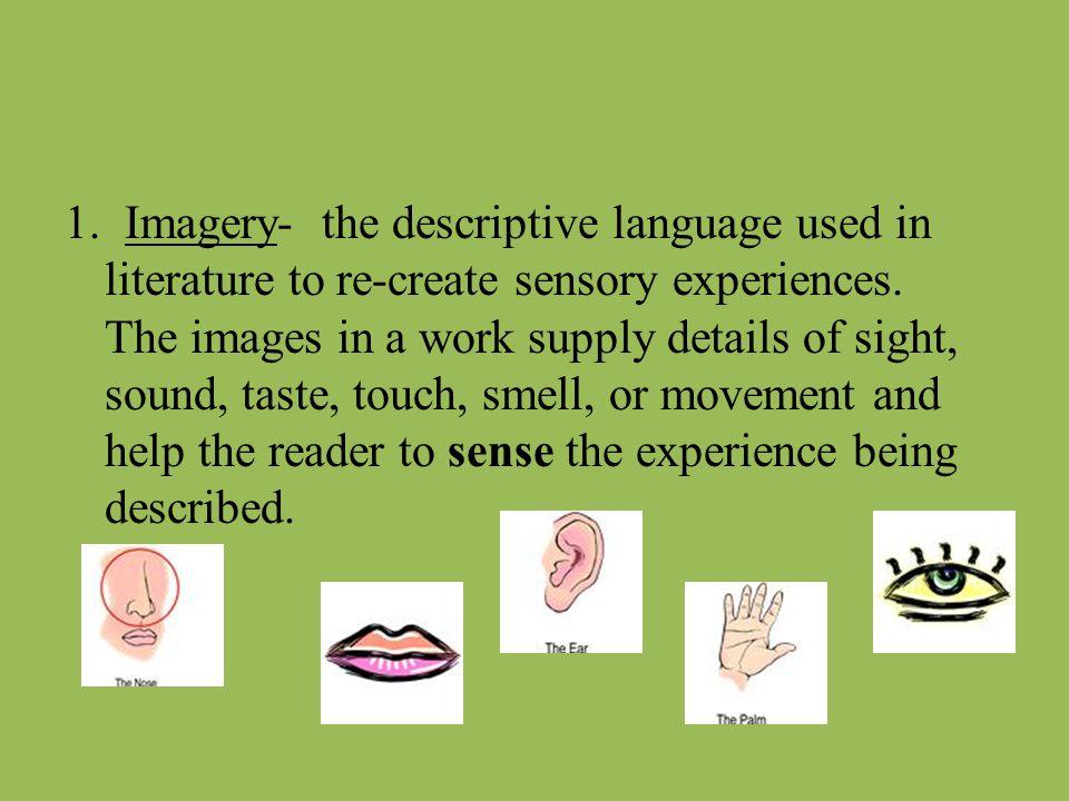 7.Tone- how the speaker's words communicate the speaker's attitude toward the poem's subject.