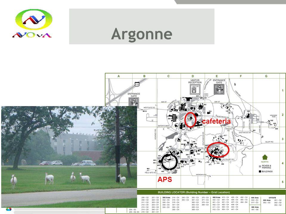Argonne 2 cafeteria APS