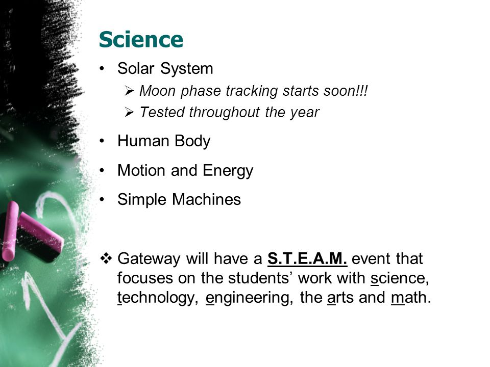 Science Solar System  Moon phase tracking starts soon!!.
