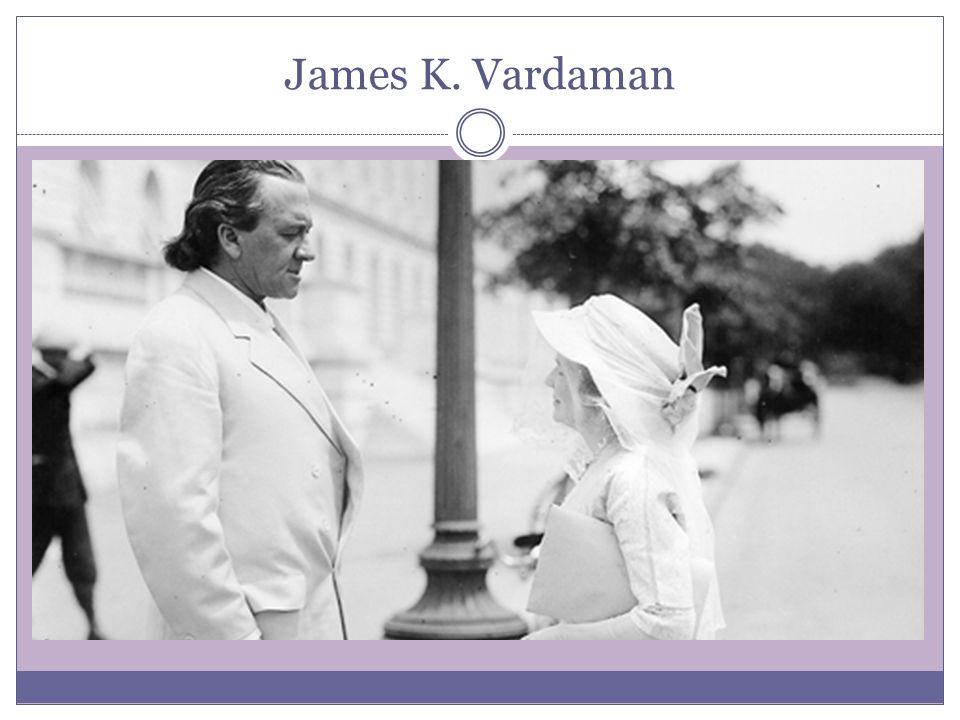 James K. Vardaman