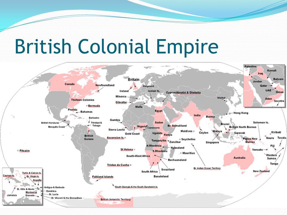 British Colonial Empire