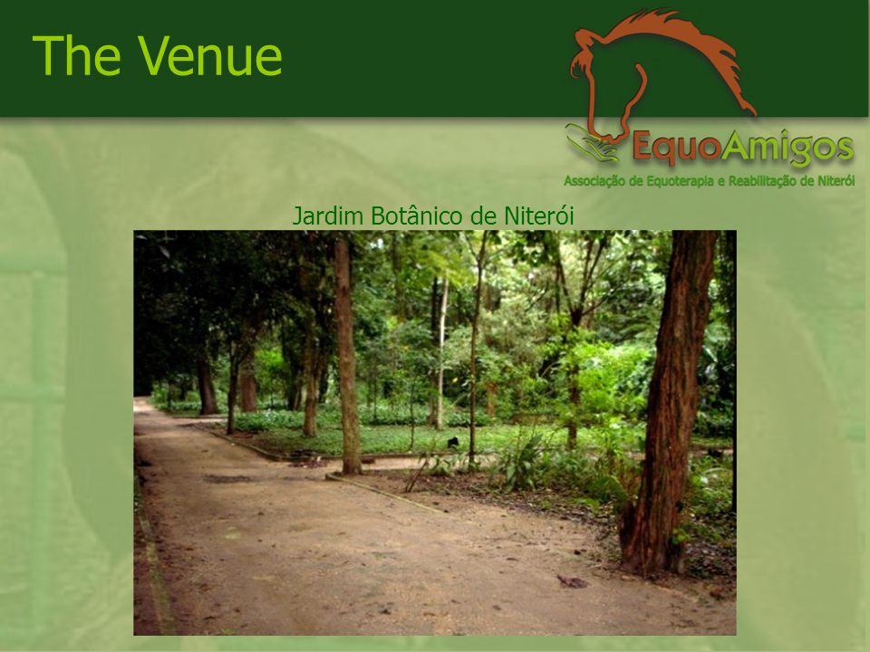 The Venue Jardim Botânico de Niterói