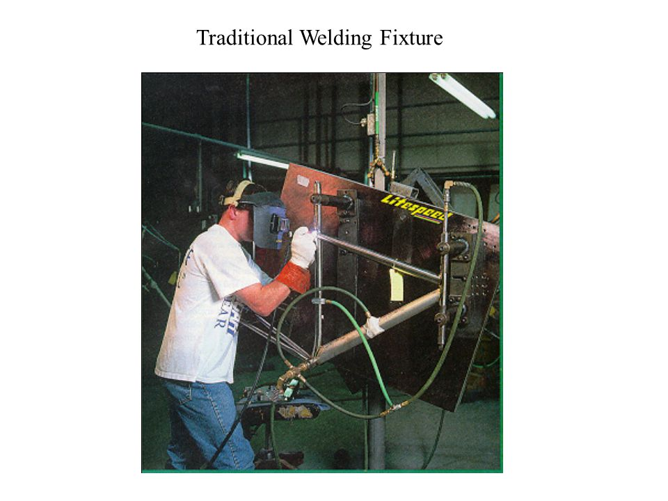 Traditional Welding Fixture