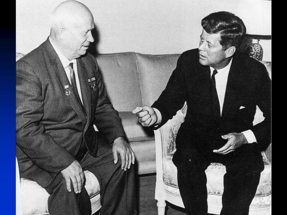 Spring 1961 JFK asks JCS: If your plans for general [nuclear] war are carried out as planned, how many people will be killed in the Soviet Union and China? Answer: 275 mln.