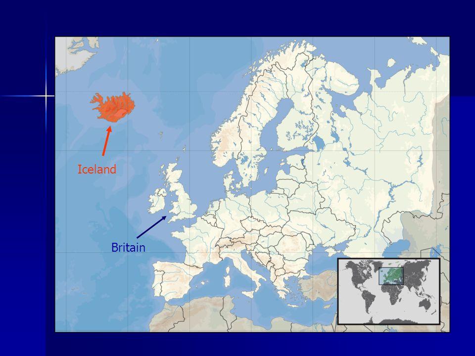 Iceland Britain