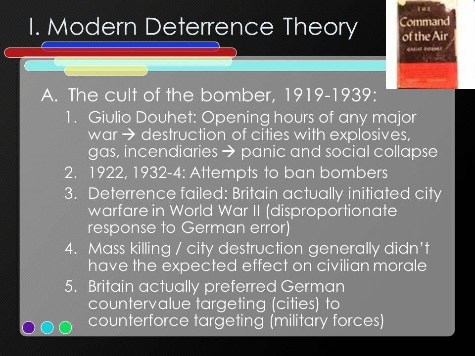 Problem Three: Deterring the USSR Given USSR NFU Doctrine NWar EUR SQ Invade Europe Don't Invade Nuke Don't Nuke Nuke Don't Nuke Nuke Don't Nuke Nuke Don't Nuke CWin US Win USSR NWar CON NWin US