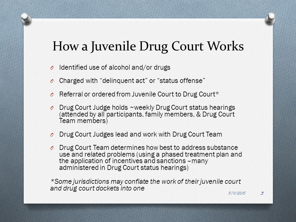 16 Strategies of Successful Juvenile Wellness Courts* (used in addition to Key Components for Juvenile Drug Courts) 1.