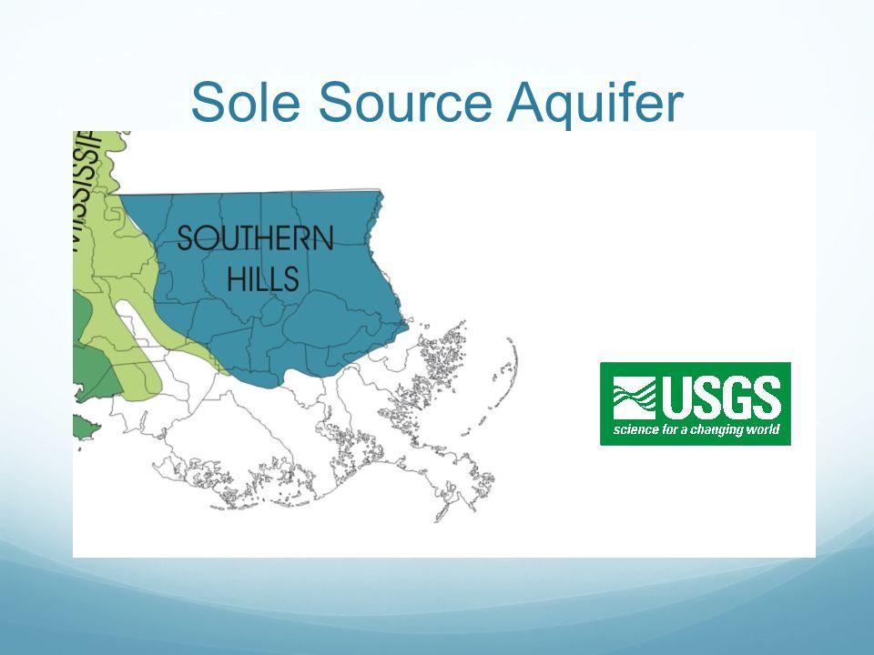 Sole Source Aquifer