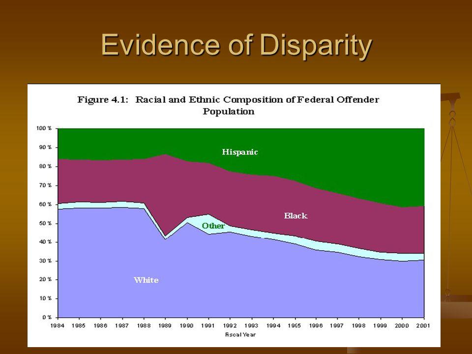 Evidence of Disparity