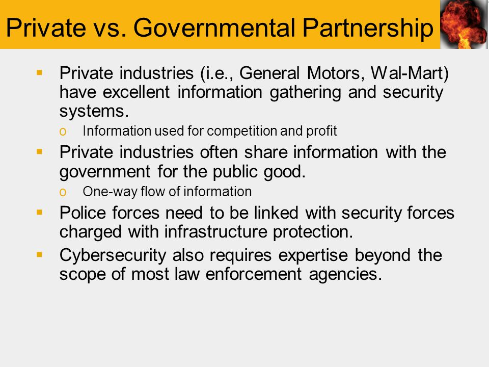 Private vs.
