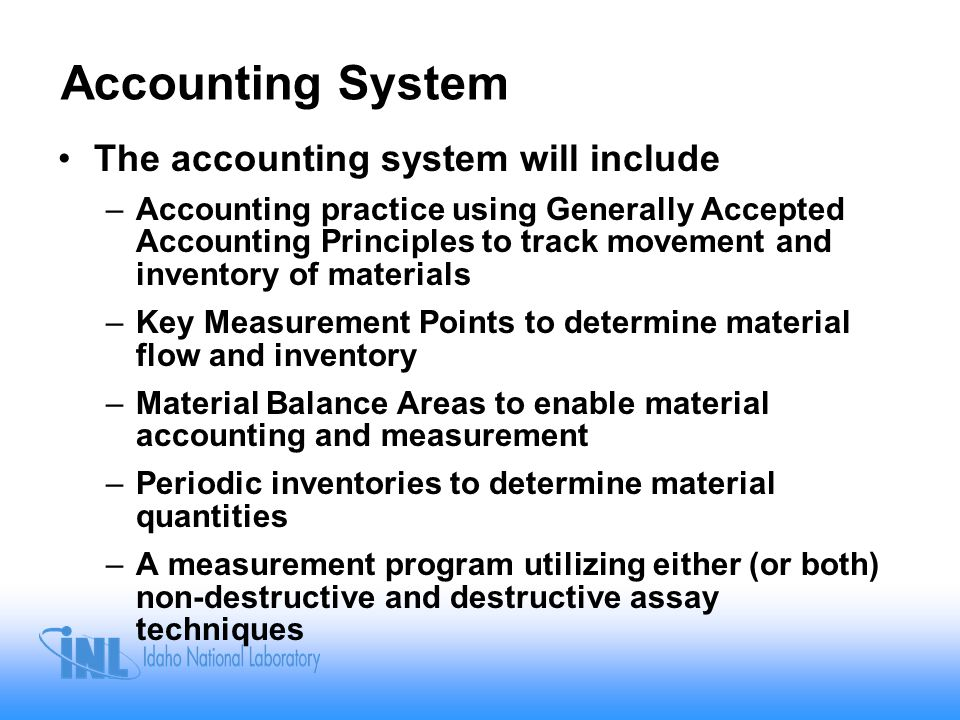 GAAP Generally Accepted Accounting Principles (GAAP) –Standard accounting guidelines, rules, conventions etc.