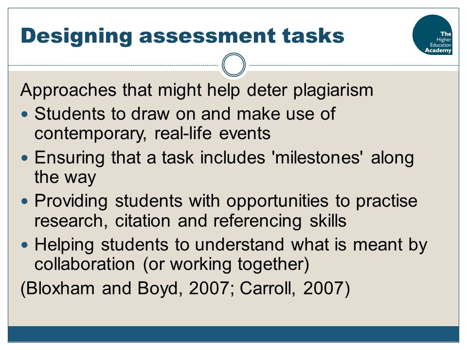 Technology-enhanced assessment Online tools can be used to support student learning activities  Forums  Blogs  Wikis  Social bookmarking sites  ePortfolio tools