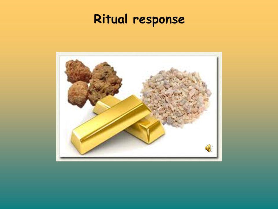 Ritual response