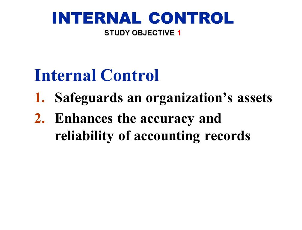 Steps in preparing a bank reconciliation: 1 Determine deposits in transit 2 Determine outstanding checks 3 Note any errors discovered 4 Trace bank memoranda to the records  Each reconciling item used in determining the adjusted cash balance per books should be recorded by the depositor.