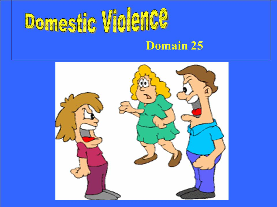 History of Domestic Violence 753 earliest known cases of wife beating Rule of Thumb Chinese customs 1400s/Christianity –better to punish her body…… Islam-beat the men, kill the women