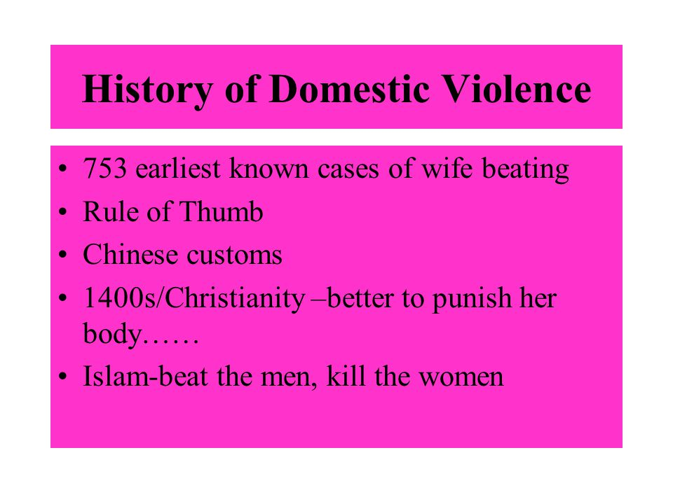 Documenting the Crime All domestic violence calls require a written report.