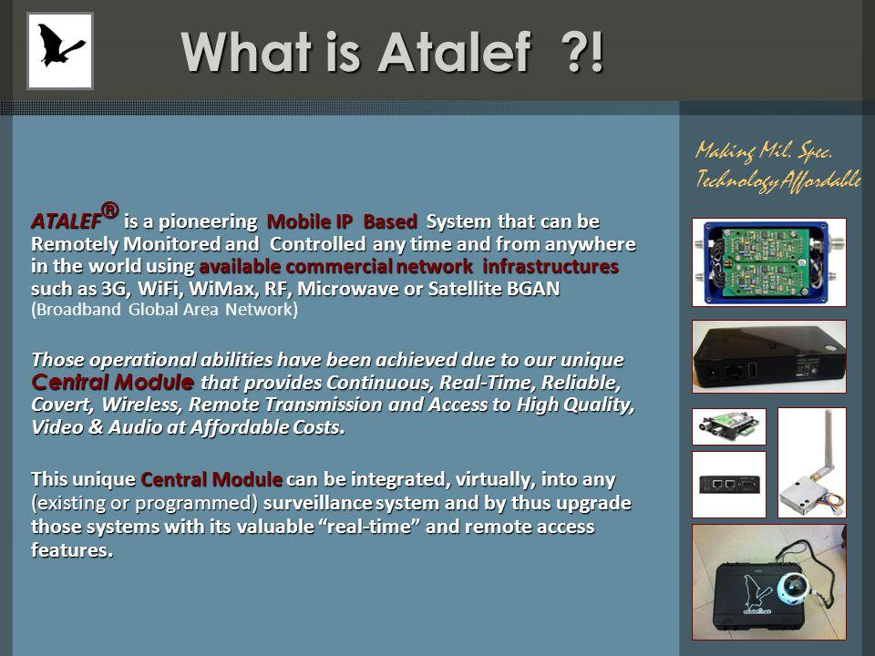 Link - Deploy - Transmit - Monitor Link - Deploy - Transmit - Monitor DeployTransmitMonitor Manage Manage Any Camera Anywhere 3G - WiFi - RF - Satellite Everywhere