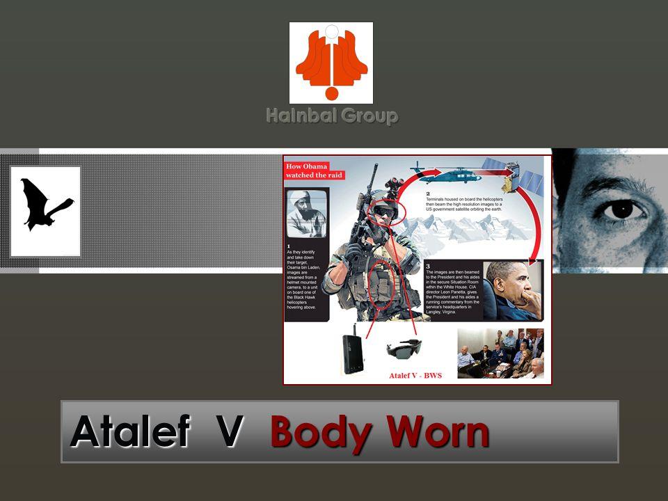 Atalef V Body Worn